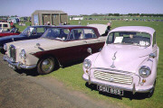 Wolseley 6/110 Mk II & 1961 Morris Minor A Million