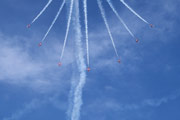 "The Red Arrows: ""Vertical Break"""