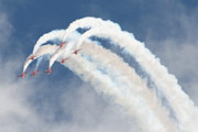 "The Red Arrows: ""Swan Loop"""