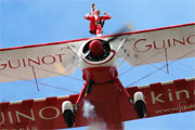 Team Guinot Boeing Super Stearman SE-BOG