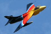 "Hawker Hunter Mk.58a G-PSST ""Miss Demeanour"""