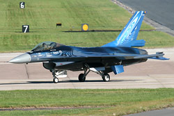 SABCA F-16AM Fighting Falcon FA-110