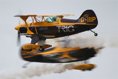 Pitts Special S-1Ds G-IIIP & G-PIII