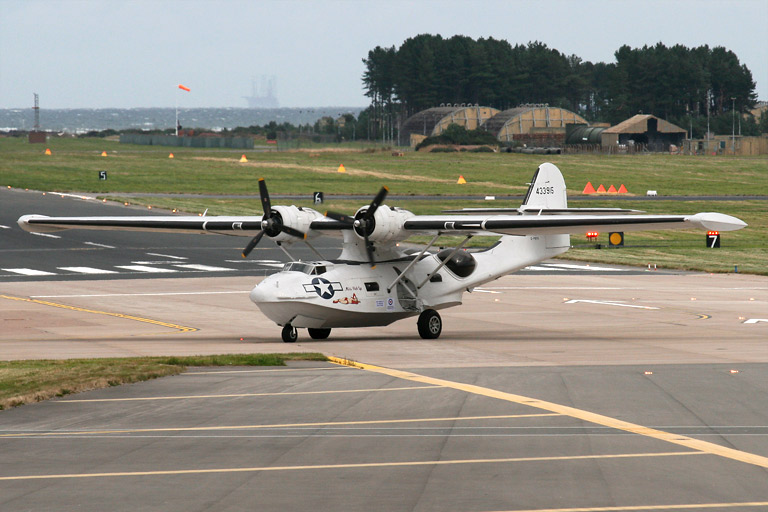 "Canadian Vickers PBY-5A Canso (aka Catalina) s/n G-PBYA ""Miss Pick Up"""