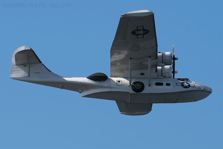 "Canadian Vickers PBY-5A Canso (aka Catalina) G-PBYA ""Miss Pick Up"""