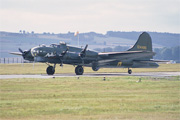 "Boeing B-17G Flying Fortress G-BEDF ""Sally B"""