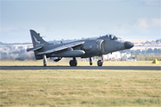 Sea Harrier FA2 ZH802