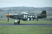 "North American P-51D Mustang N167F ""Old Crow"""