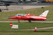 Folland Gnat T.1 G-RORI
