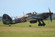 "Hawker Hurricane Mk.IIc PZ865 ""Night Reaper"""