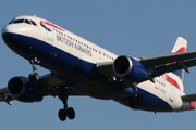 British Airways Airbus A320-211 G-BUSG