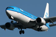 "KLM Boeing 737-8K2 PH-BXN ""Blackbird"""