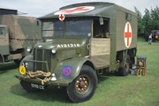 Austin K2 Ambulance 1090 CX
