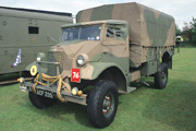 Vintage Military Vehicle