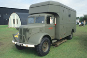 Austin K3Y Civil Defence Column Rescue Vehicle GUU 25